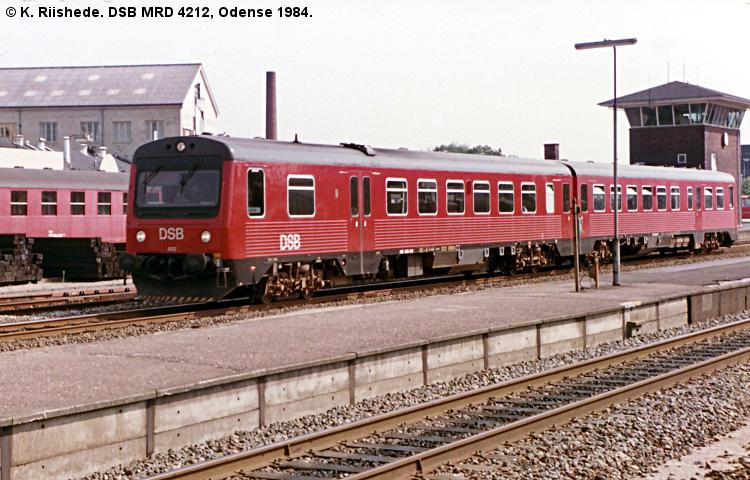 DSB MRD 4212