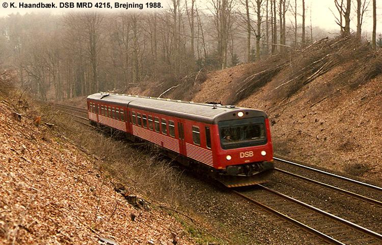 DSB MRD 4215