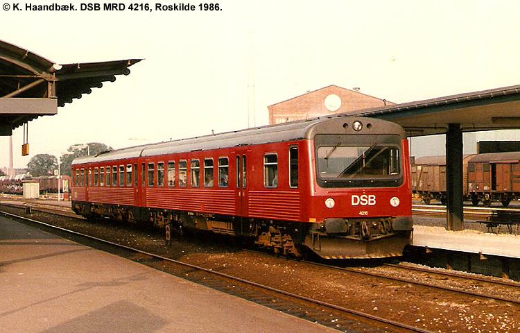 DSB MRD 4216