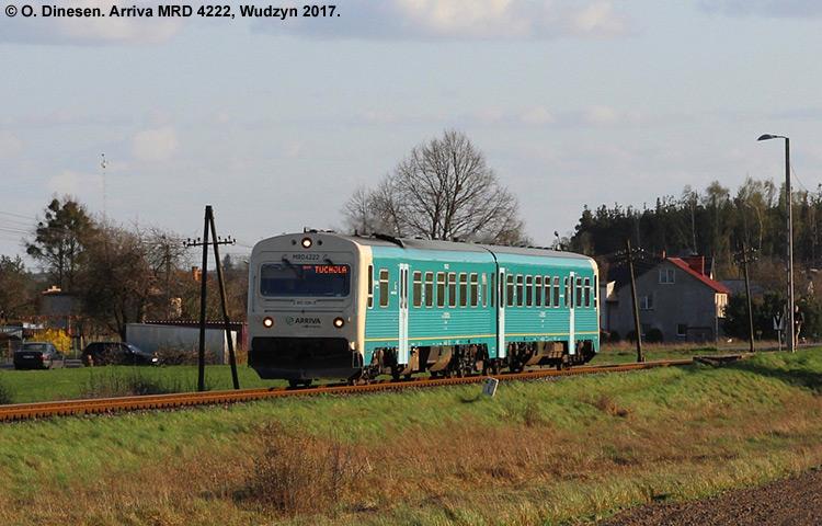 DSB MRD 4222