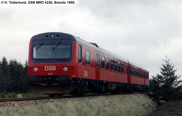 DSB MRD 4226
