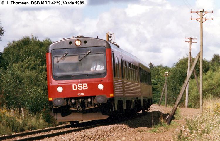 DSB MRD 4229