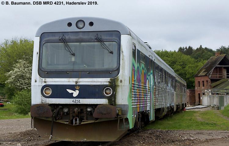 DSB MRD 4231