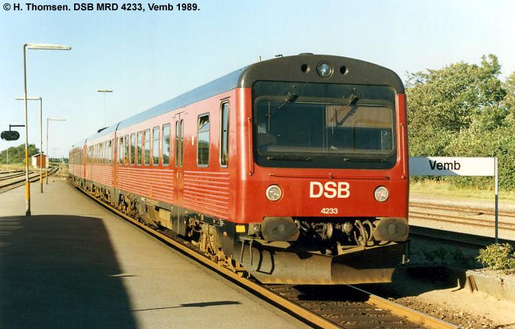 DSB MRD 4233
