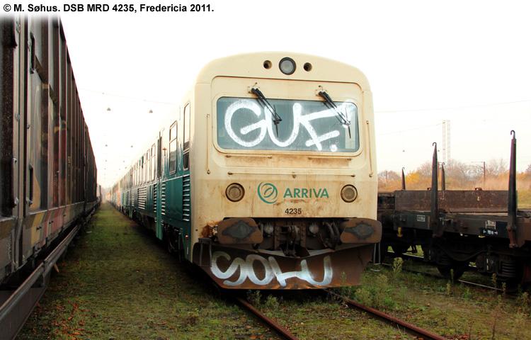 DSB MRD 4235
