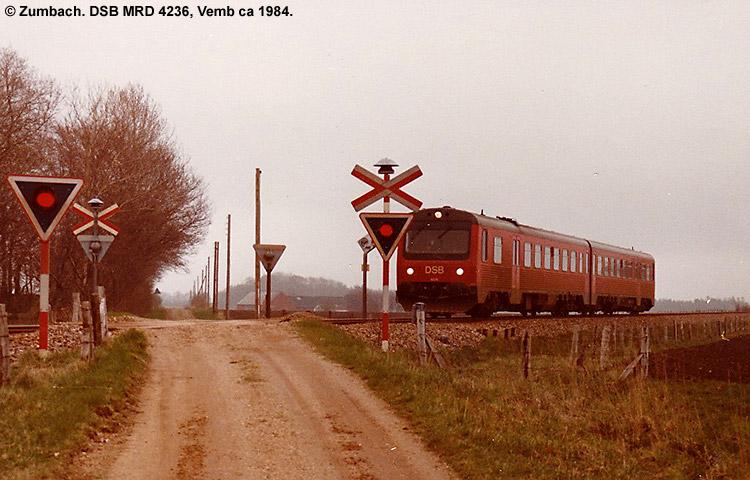 DSB MRD 4236