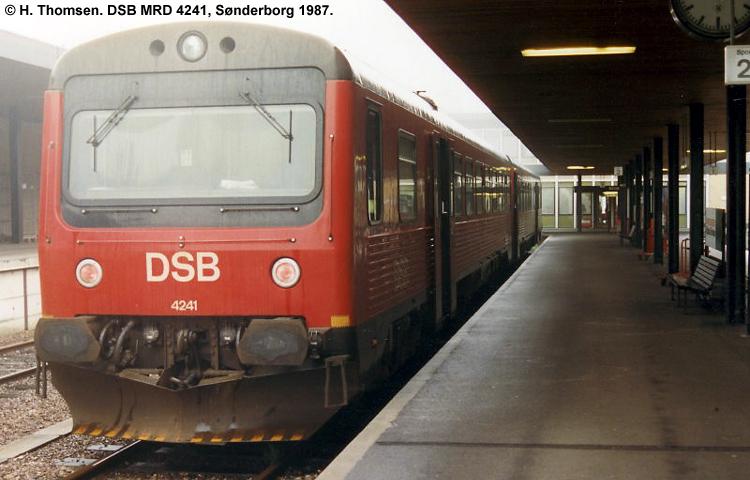 DSB MRD 4241