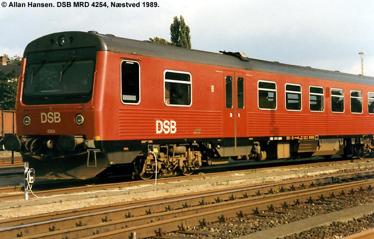 DSB MRD 4254