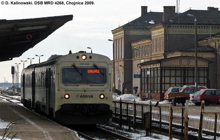 DSB MRD 4268