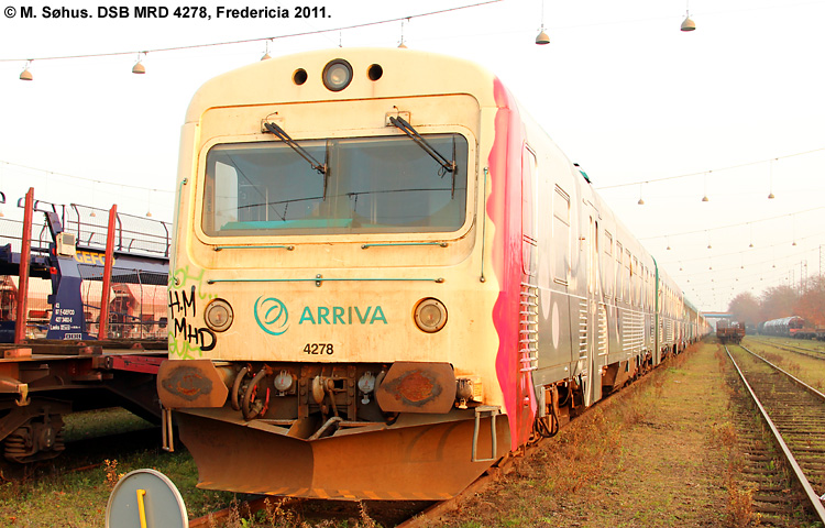 DSB MRD 4278