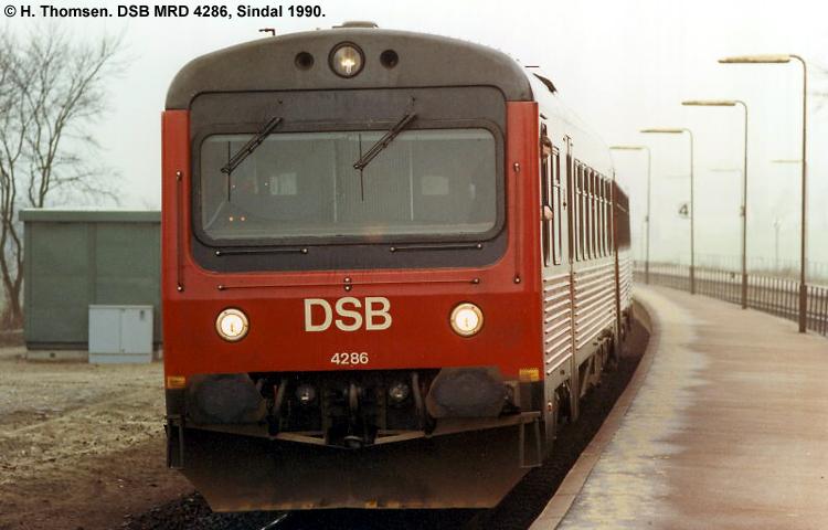 DSB MRD 4286