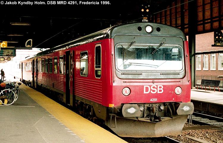 DSB MRD 4291