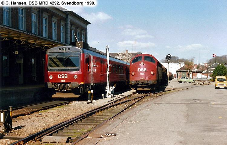 DSB MRD 4292