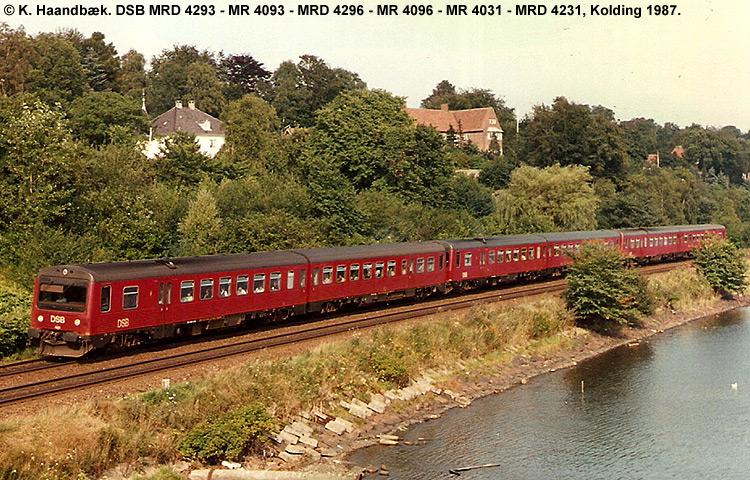 DSB MRD 4293