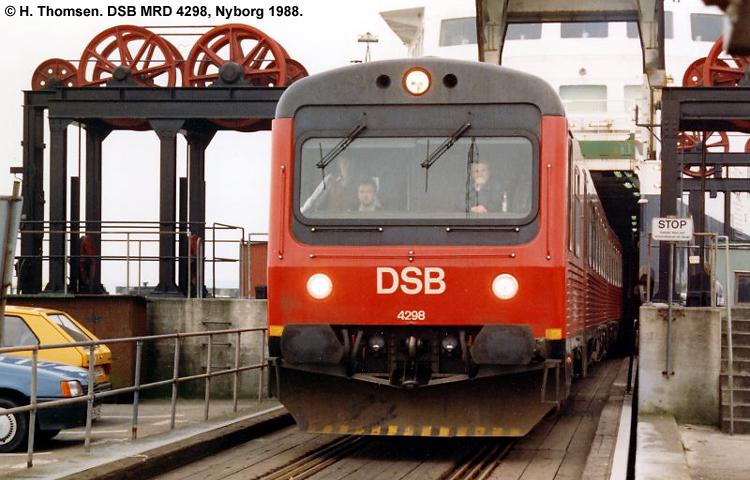 DSB MRD 4298