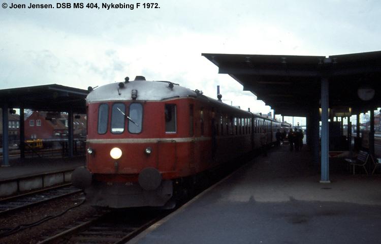 DSB MS 404