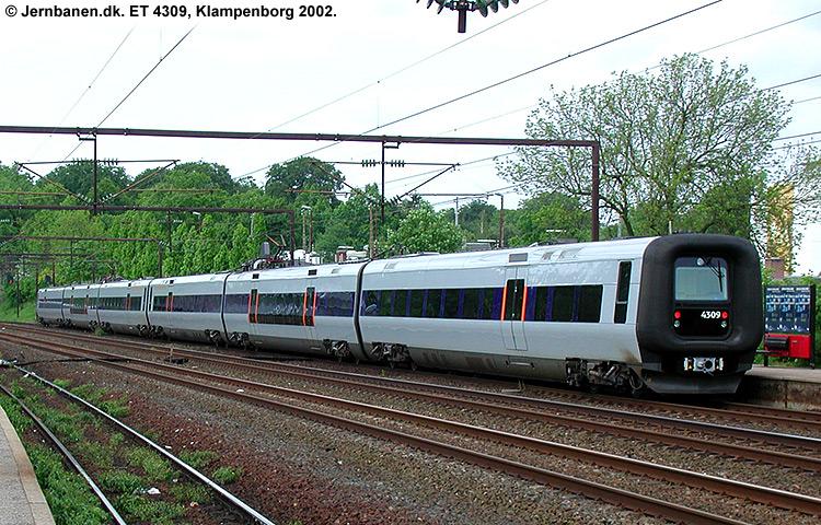 DSB ET 4309