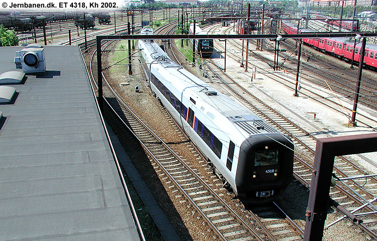 DSB ET 4318
