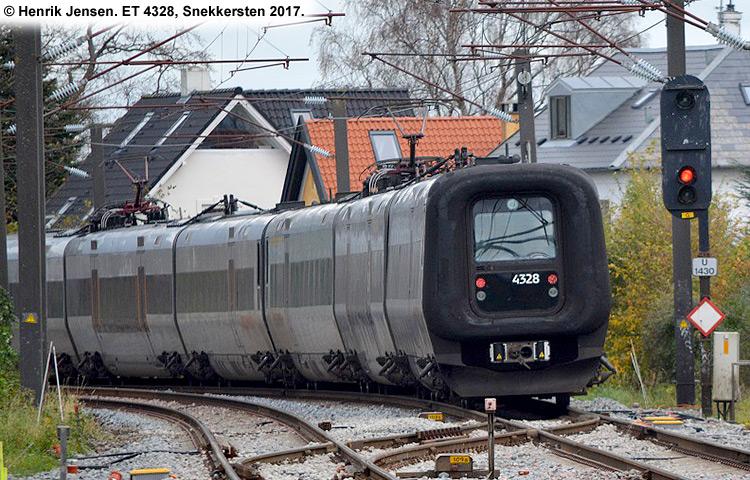 DSB ET 4328
