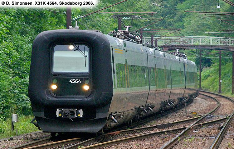 DSB ET 4364