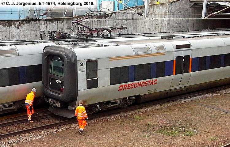 DSB ET 4374