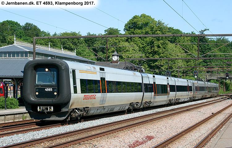 DSB ET 4393