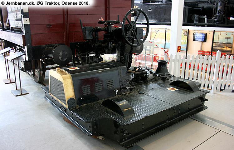 ØG traktor