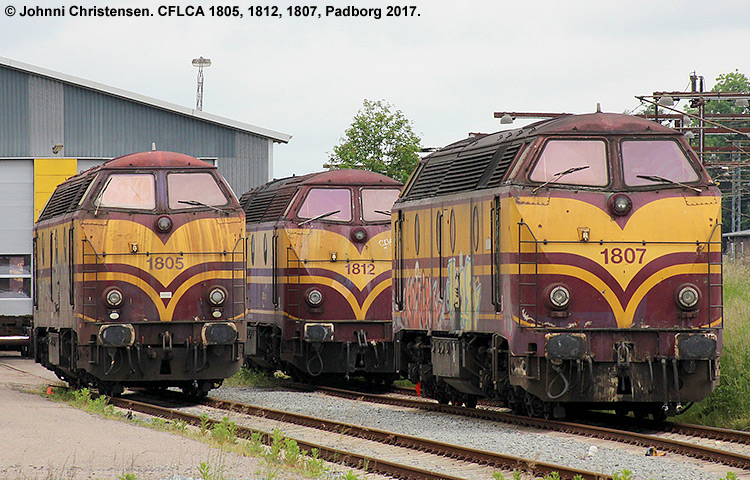 CFLCA 1805