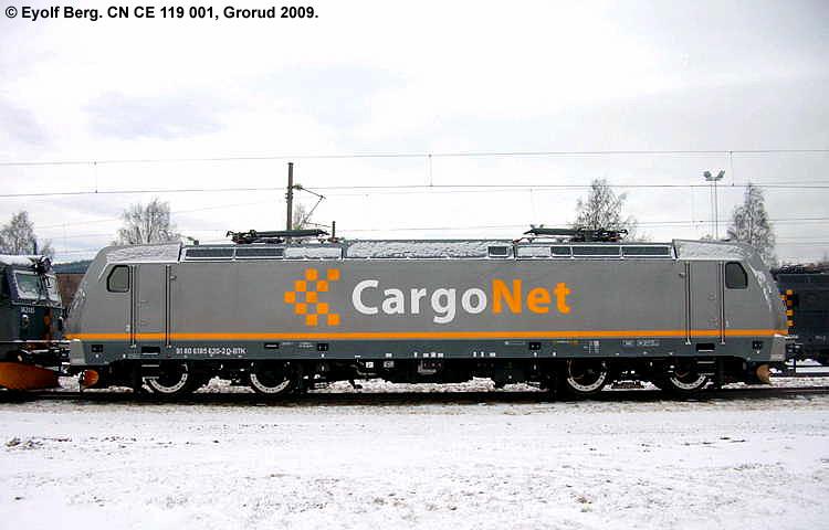 CN CE 119 001
