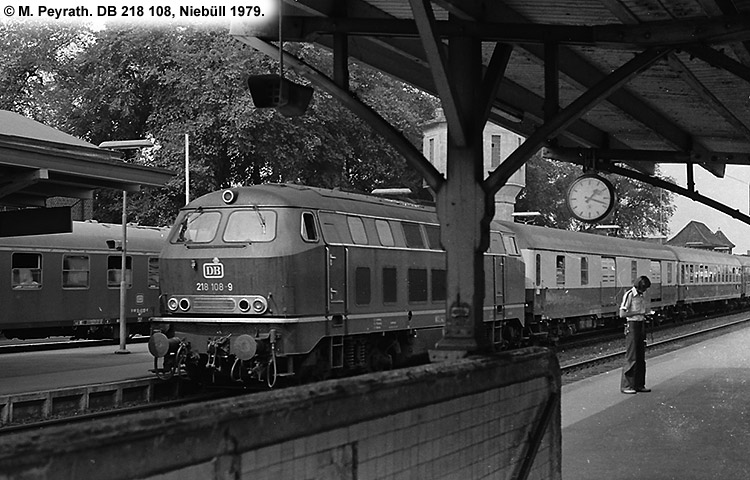 DB 218 108