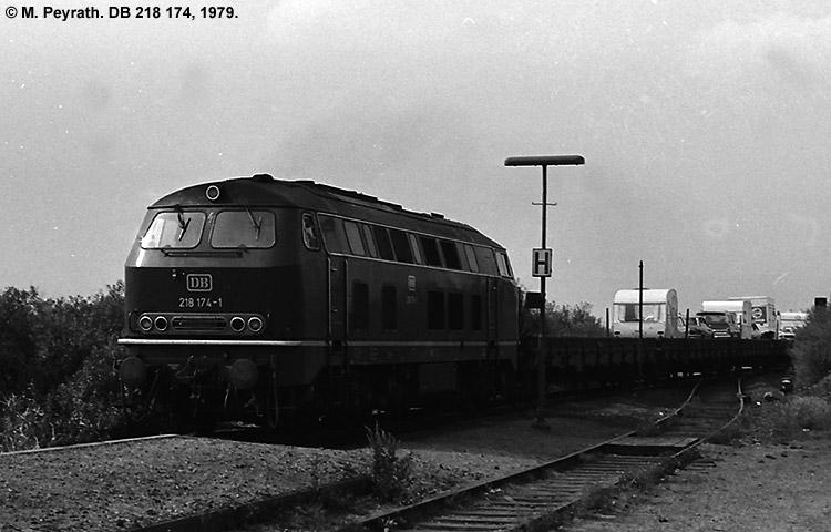 DB 218 174