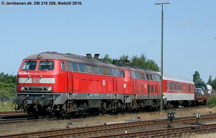 DB 218 359
