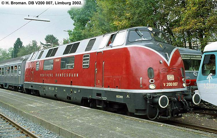 DB V200 007