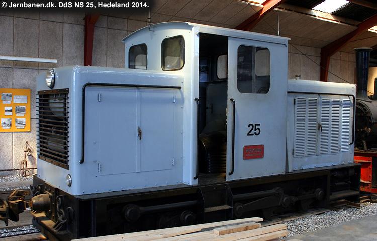 DdS NS 25