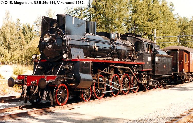 NSB 26c 411