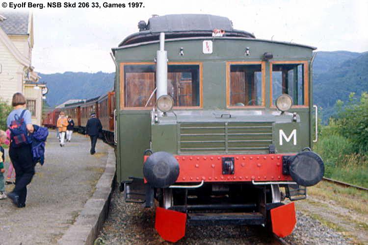 NSB Sk1 33