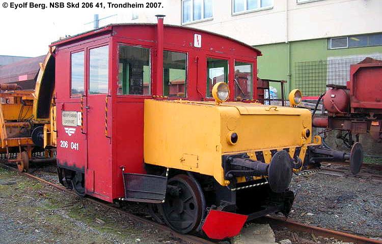 NSB Sk1 41