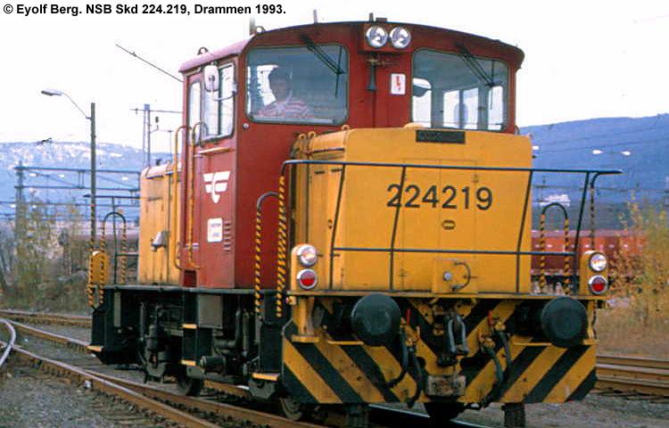 NSB Skd 224.219