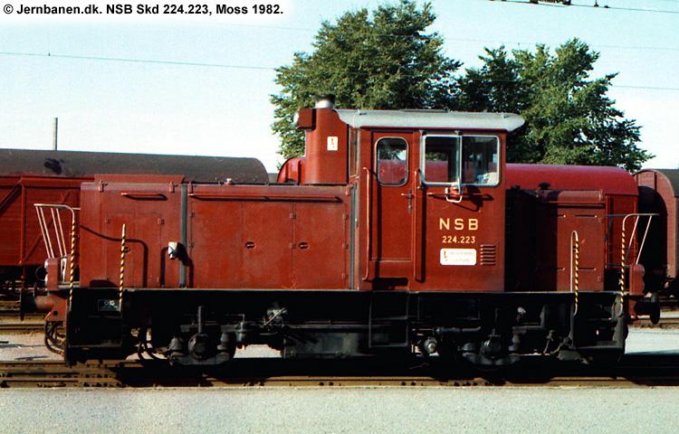 NSB Skd 224.223