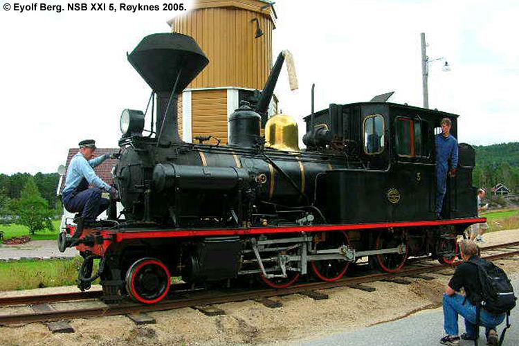 NSB XXI 5