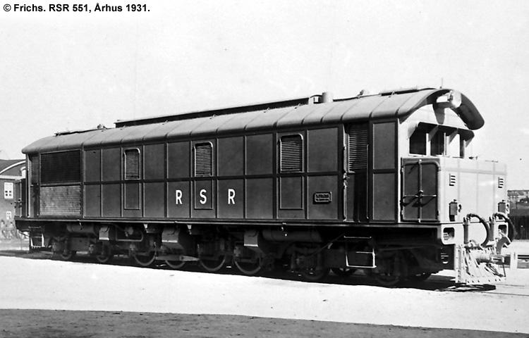 RSR 551