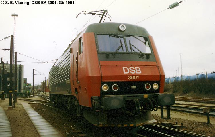 DSB EA3001