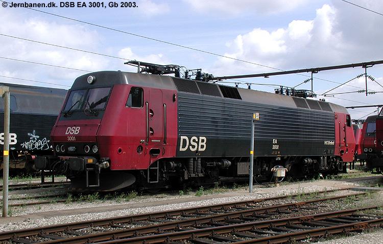 DSB EA 3001