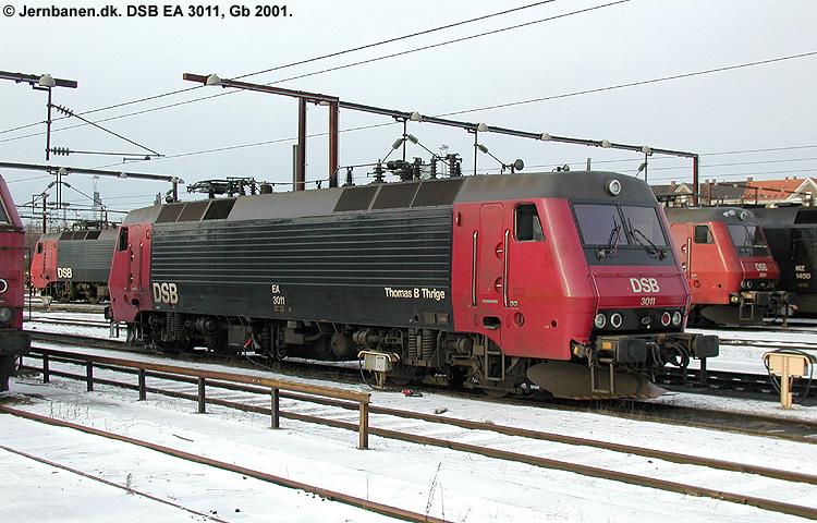 DSB EA 3011