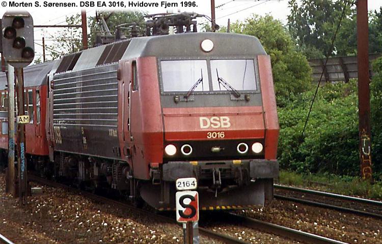 DSB EA 3016