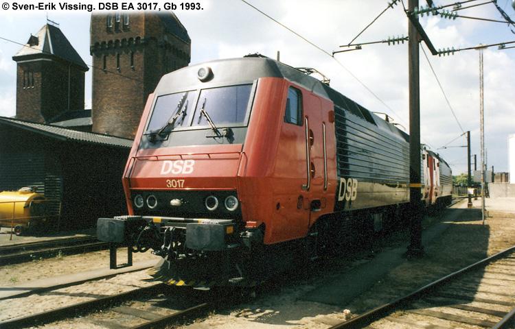 DSB EA 3017