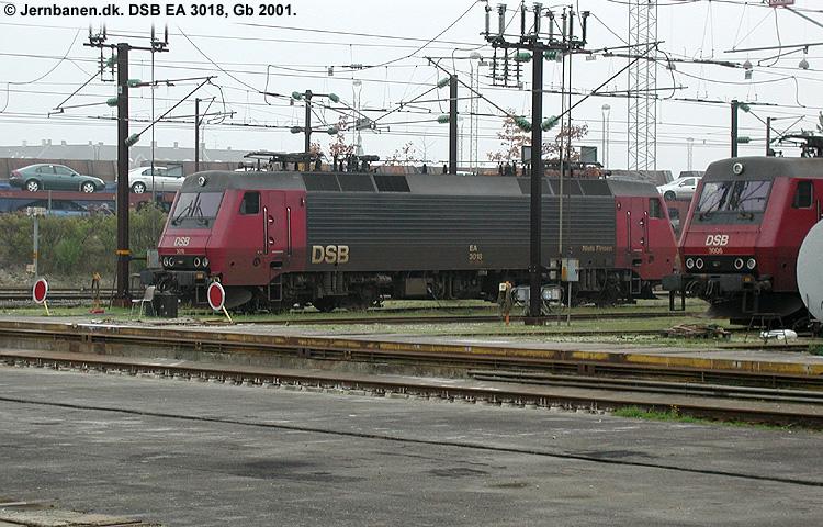 DSB EA 3018