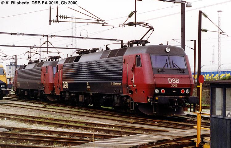 DSB EA 3019