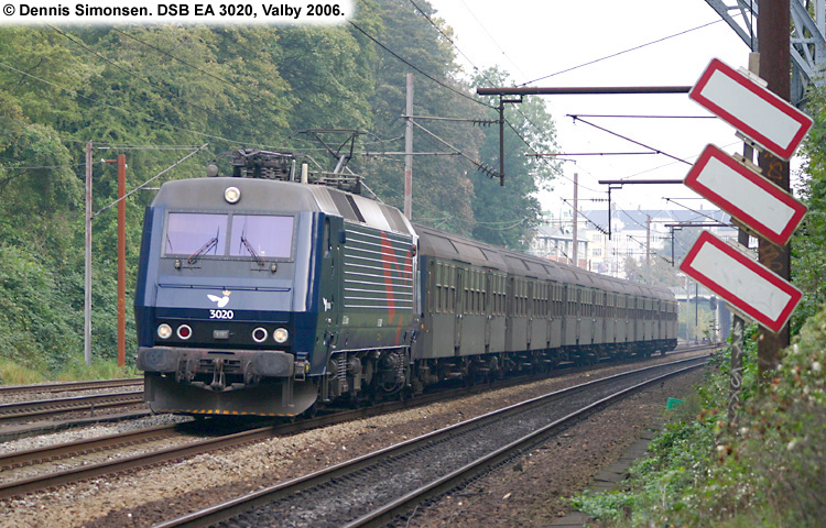 DSB EA3020 2