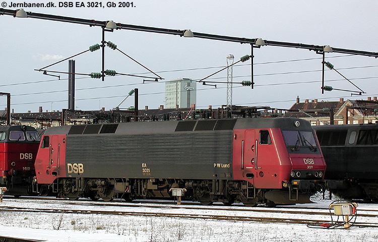 DSB EA 3021